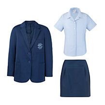 Sacred Heart High School Girls' Uniform