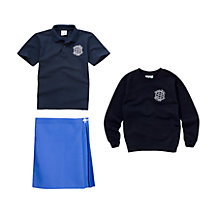 Sacred Heart High School Girls' Sports Uniform