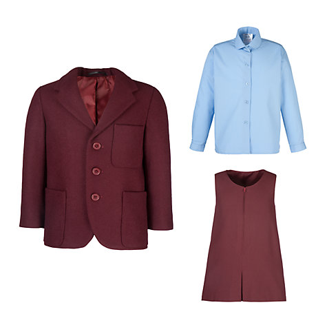 Buy St Anselms Catholic Primary School Girls' Uniform Online at johnlewis.com