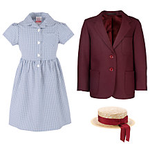 St Anselms Catholic Primary School Girls' Summer Uniform