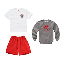 St Barnabas and St Philip's C.E Primary School Girls' Sports Uniform