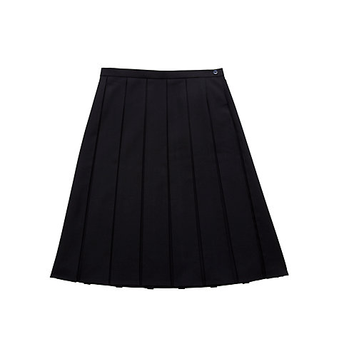 Buy Presdales School Box Pleat Skirt Online at johnlewis.com