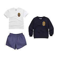 St Vincent de Paul Primary School Boys' Sports Uniform