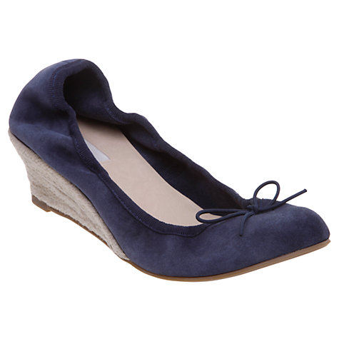 Buy Dune Bramble Wedge Pumps Online at johnlewis.com