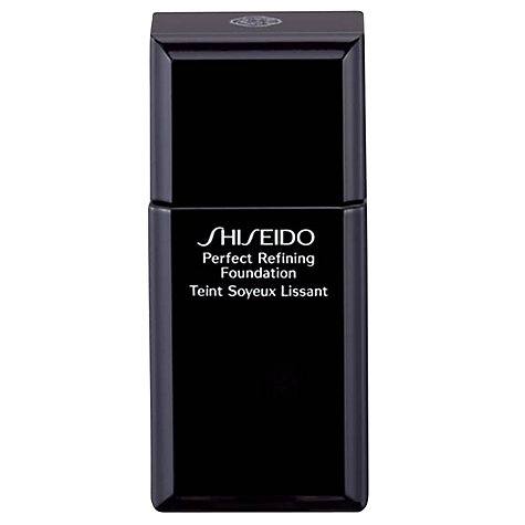 Buy Shiseido Perfect Refining Foundation Online at johnlewis.com