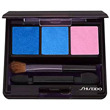 Buy Shiseido Luminizing Satin Eye Color Trio Online at johnlewis.com