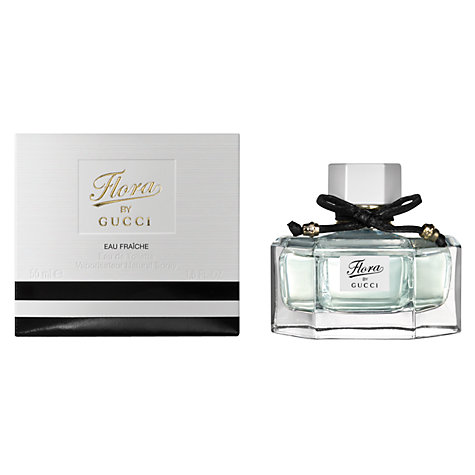 Buy Gucci Flora by Gucci Eau Fraîche Eau de Toilette, 50ml Online at johnlewis.com