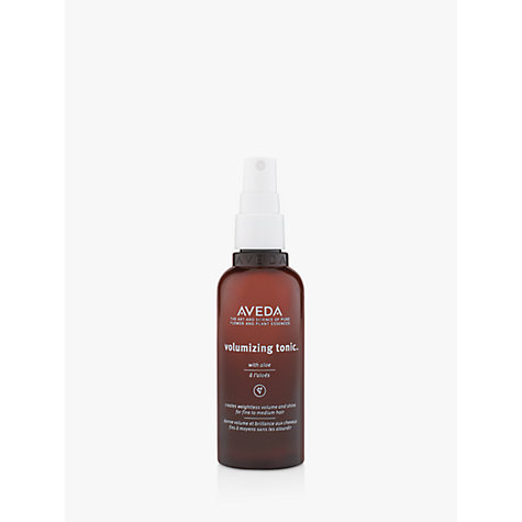 Buy AVEDA Volumizing Tonic™, 100ml Online at johnlewis.com