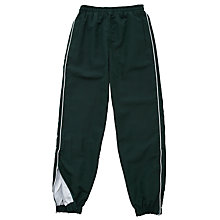 Buy School Girls' Tracksuit Bottoms Online at johnlewis.com
