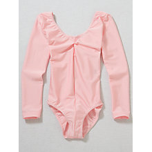 Buy Queens College Preparatory School Ballet Leotard Online at johnlewis.com