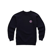 Buy Sydenham High School Girls' Reception General and Junior Sports Sweatshirt, Navy Online at johnlewis.com