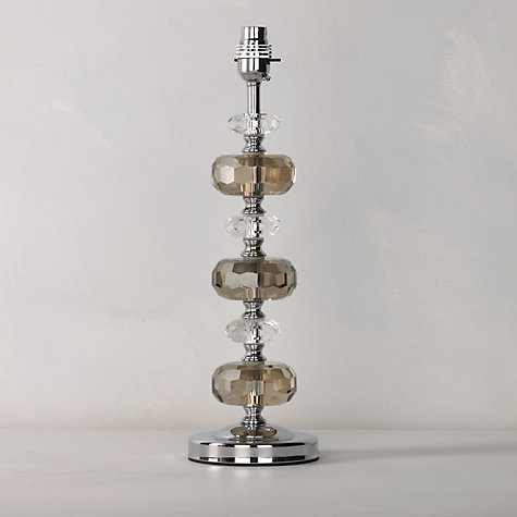 Buy 5 Stacked Baguette Lamp Base Online at johnlewis.com