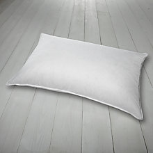 Buy John Lewis Goose Feather and Down Pillow, Medium Support Online at johnlewis.com
