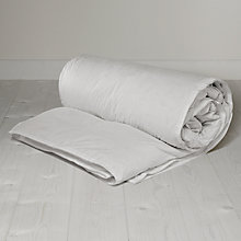 Buy John Lewis Hungarian Goose Down Duvet, 13.5 Tog (9 + 4.5 Tog) All Seasons Online at johnlewis.com
