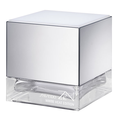 Buy Shiseido Zen For Men White Heat Edition Eau de Parfum, 50ml Online at johnlewis.com