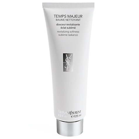 Buy Yves Saint Laurent Temps Majeur Cleanser, 125ml Online at johnlewis.com