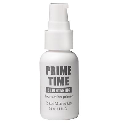 shop for bareMinerals Prime Time Brightening Face Primer, 30ml at Shopo