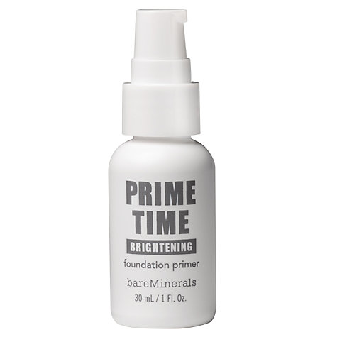 Buy bareMinerals Prime Time Brightening Face Primer, 30ml Online at johnlewis.com
