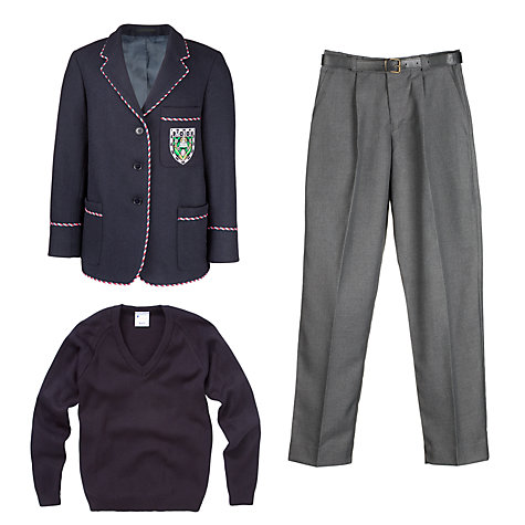 Buy Mayville High School Senior Boys' Uniform Online at johnlewis.com