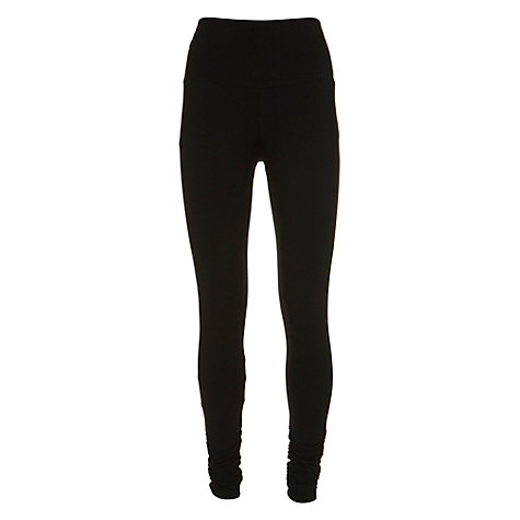 Buy Mint Velvet Ruched Leggings Online at johnlewis.com