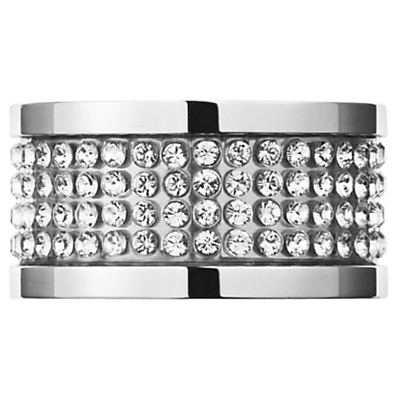 Dyrberg/Kern Emily Crystal Band Ring