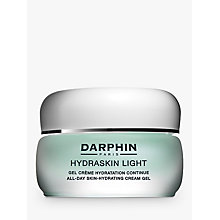 Buy Darphin Hydraskin Light, 50ml Online at johnlewis.com