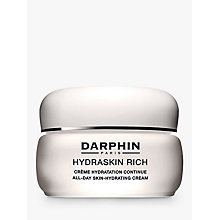Buy Darphin Hydraskin Rich, 50ml Online at johnlewis.com