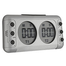 Buy John Lewis Double Kitchen Timer Online at johnlewis.com