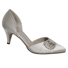 Buy Rainbow Club Tomea Satin Court Shoes Online at johnlewis.com