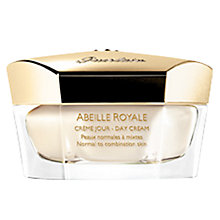 Buy Guerlain Abeille Royale Day Cream Normal to Combination Skin Online at johnlewis.com