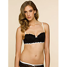 Buy Elle Macpherson Intimates Cloud Swing Balcony Bra Online at johnlewis.com
