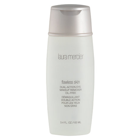 Buy Laura Mercier Dual-Action Eye Makeup Remover Oil-Free, 100ml Online at johnlewis.com