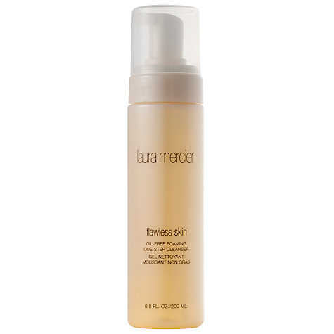 Buy Laura Mercier Oil-Free Foaming One-Step Cleanser, 200ml Online at johnlewis.com