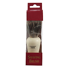 Buy Shaving Brush Badger Online at johnlewis.com