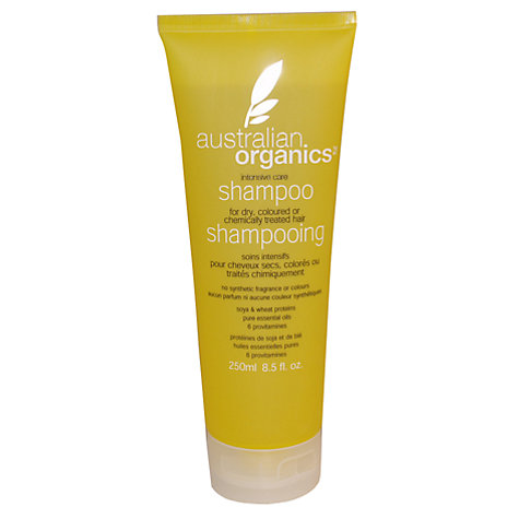 Buy Australian Organics™ Intensive Care Shampoo for Dry, Coloured & Chemically Treated Hair Online at johnlewis.com