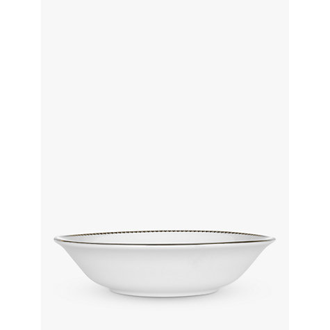 Buy Vera Wang for Wedgwood Lace Cereal Bowl Online at johnlewis.com