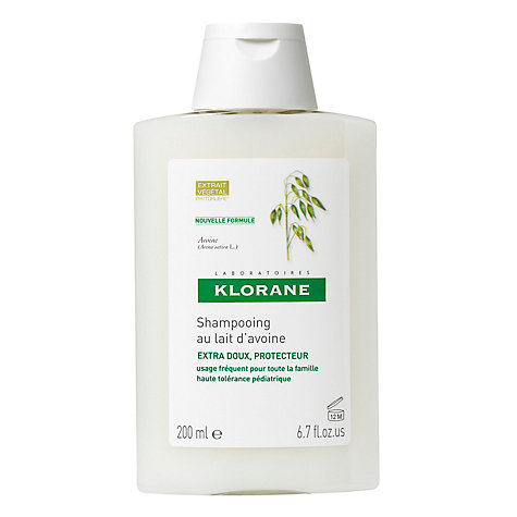 Buy Klorane Oat Milk Shampoo for Frequent Use, 200ml Online at johnlewis.com