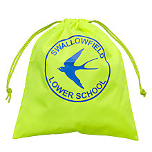 Buy Swallowfield Lower School Unisex PE Bag Online at johnlewis.com