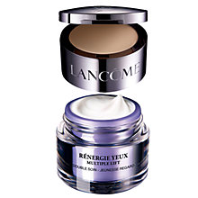 Buy Lancôme Renergie Lift Volumetry Eye Double Care Online at johnlewis.com