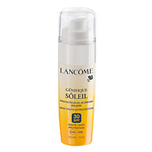 Buy Lancôme Génifique Soleil Face SPF30, 50ml Online at johnlewis.com