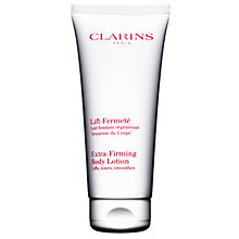 Buy Clarins Extra-Firming Body Lotion, 200ml Online at johnlewis.com
