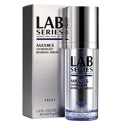 Buy Lab Series Max LS Overnight Renewal Serum, 30ml Online at johnlewis.com