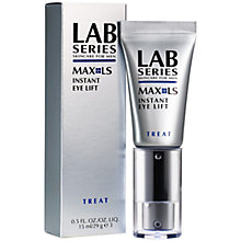 Buy Lab Series Max LS Instant Eye Lift, 15ml Online at johnlewis.com