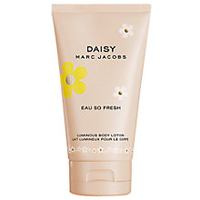 Buy Marc Jacobs Daisy Eau So Fresh Body Lotion, 150ml Online at johnlewis.com