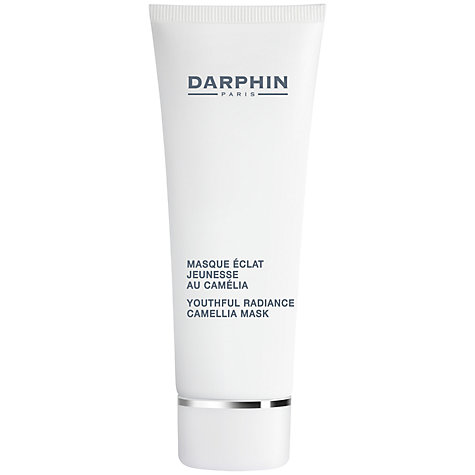 Buy Darphin Youthful Radiance Camellia Mask, 75ml Online at johnlewis.com