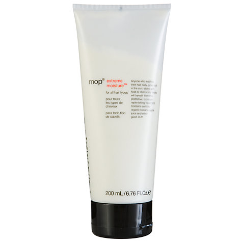 Buy mop® Extreme Moisture Treatment, 200ml Online at johnlewis.com