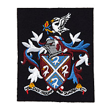 Buy Swanbourne House School Unisex Blazer Badge, Multi Online at johnlewis.com