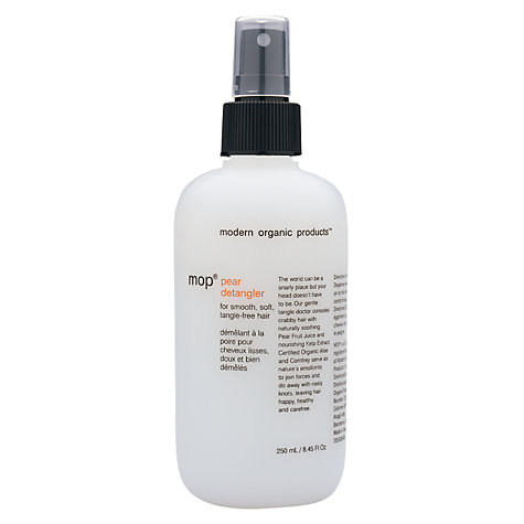 Buy mop® Pear Detangler, 250ml Online at johnlewis.com