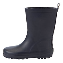 Buy John Lewis Wellingtons, Navy Online at johnlewis.com