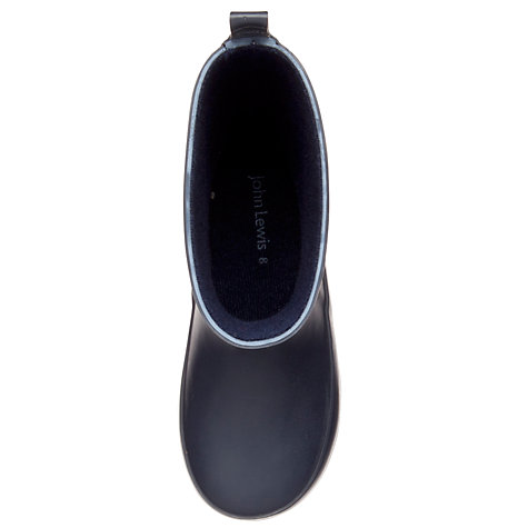 Buy John Lewis Wellington Boots, Navy Online at johnlewis.com